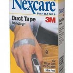 Duct Tape Bandaid